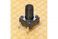 KEY SWITCH N.O. KNOB 5,5mm