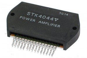INTEGRATED CIRCUIT AUDIO STK4044