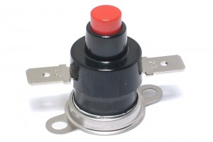 THERMOSTAT NORMALLY CLOSED RESETTABLE 56°C