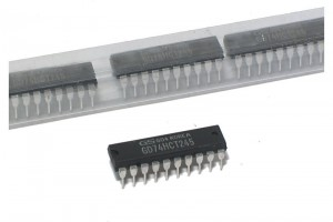TARJOUS CMOS-LOGIIKKAPIIRI 74245 HCT-PERHE 18kpl