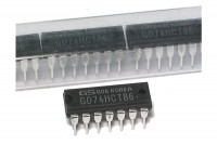 TARJOUS CMOS-LOGIIKKAPIIRI 7486 HCT-PERHE 25kpl