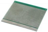 PROTOTYPE PCB 75x83mm EDGE-CON