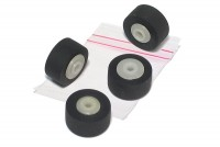 RETAIL TAPE RECORDER PINCH ROLLER ؘ13x6mm 4pcs