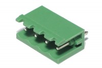 PLUGABLE TERMINAL BLOCK SOCKET STRAIGHT 4X R5,08