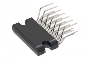 INTEGRATED CIRCUIT AUDIO TDA1557