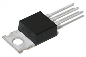 REGULATOR TO220 1,5A +5V (slim)