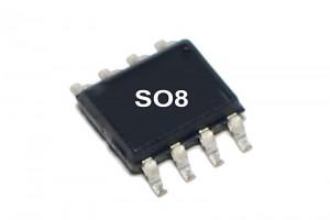 INTEGRATED CIRCUIT OPAMPD TL082 SO8