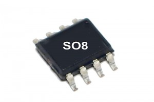 INTEGRATED CIRCUIT TIMER TLC555 SO8