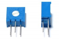TRIMMER RESISTOR: 500ohm