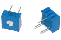 TRIMMER RESISTOR: 5kohm (5x5mm pitch)