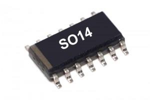 MIKROPIIRI SMPS UC3843 SO14