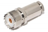 UHF CONNECTOR FEMALE SOLDERABLE RG58