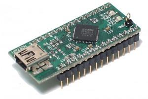 FTDI USB IO-MODULE (UART/BITBANG/JTAG/SPI/I2C/FT1248) DIP28