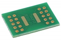 SMD ADAPTER TSSOP20 R0,65