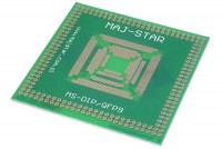 SMD ADAPTER QFP 52...184 R0,65