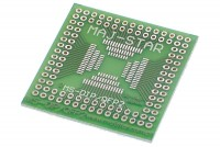 SMD ADAPTER QFP 32...64 40x40mm R0,8
