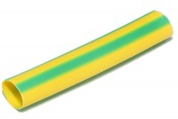 HEAT SHRINK TUBE 2:1 Ø5mm GREENYELLOW (PE)