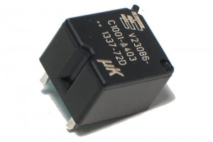 AUTO RELAY 12V 30A SPCO (1 FORM C) IP67