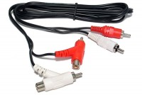 RCA STEREO CABLE EXTENDABLE 1,5m