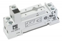 RELAY SOCKET DIN-RAIL SPDT GOODSKY-RELAYS