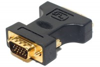 DVI-I FEMALE / VGA MALE ADAPTER