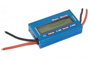VOLTAGE/CURRENT/POWER METER 0-60V 0-100A