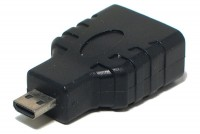 HDMI FEMALE / microHDMI MALE ADAPTER