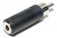 ADAPTERI JAKKI MONO 3,5mm / RCA UROS