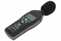 SOUND PRESSURE LEVEL METER 30-130dB