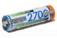 AA-BATTERY NiMH 1,2V 2700mAh