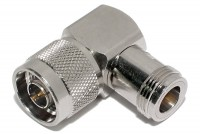 ADAPTER N FEMALE / MALE 90ANGLE