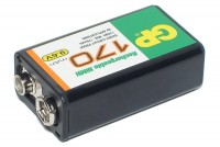 BLOCK BATTERY NiMH 9,6V 170mAh