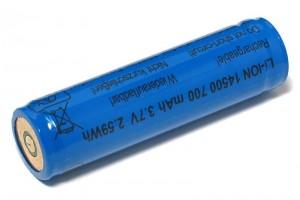 LedLenser P5R AKKU LI-ION 14500 3,7V 700mAh