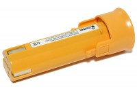 "BATTERY FOR PANASONIC 2,4V 3000mAh ""yellow"""