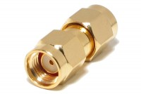 ADAPTER SMA Reverse MALE / MALE