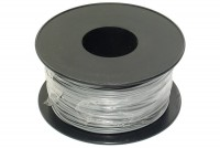 EQUIPMENT WIRE 0,22mm2 GRAY 100m roll