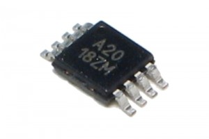 INTEGRATED CIRCUIT ADC ADS8320 MSOP8