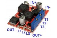 STEP-UP/DOWN DC/DC CONVERTER 1,3-25V