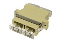 SC-ADAPTER, MM duplex, beige