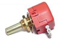 WIRE-WOUND POTENTIOMETER 6,3mm 1W LIN 25ohm