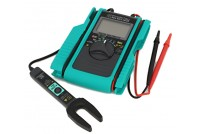 Kyoritsu DIGITAL MULTIMETER WITH 120A AC/DC CLAMP (TrueRMS)