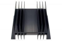 KORKEA ALUMIINIPROFIILI 115x100x63mm