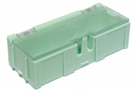 SMALL MODULAR SNAP BOX green