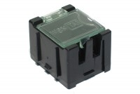 ANTISTATIC MODULAR SNAP BOX black