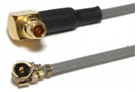 U.FL - MMCX(M)RP-RA cable 1,13mm 80mm