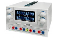 LABORATORY POWER SUPPLY DUAL 2x0-30VDC 5A