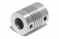 FLEX SHAFT COUPLER Ø5/10mm