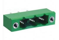 Terminal Block 3x7,62mm ST fixing insert