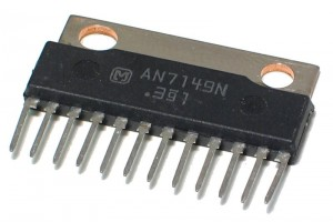 INTEGRATED CIRCUIT AUDIO AN7149