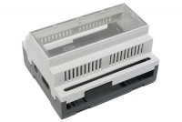 DIN-RAIL ENCLOSURE KIT FOR RASPBERRY PI